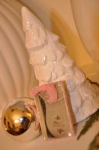 Merry Christmas ironstone